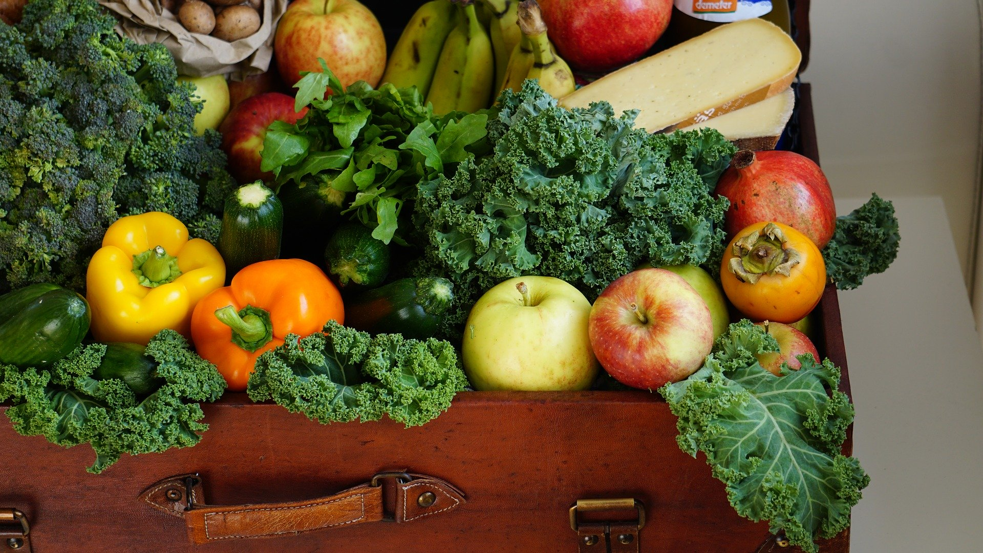 Im Fokus: vegetarische Gerichte auf der Speisekarte fördern