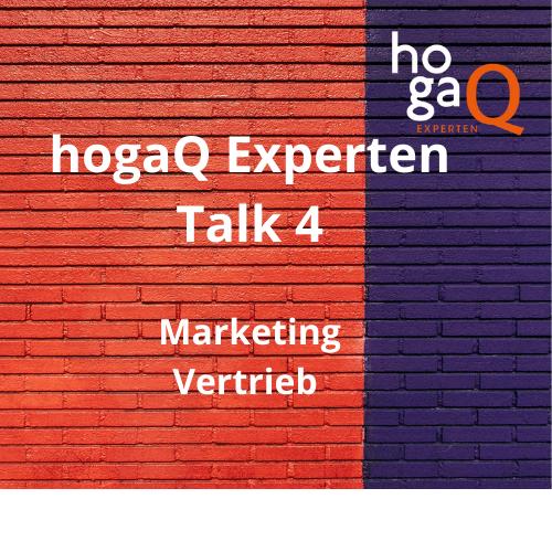 4. Experten Talk – Marketing – Vertrieb